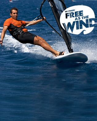 Free as wind