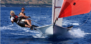 Wildwind sailing special offer